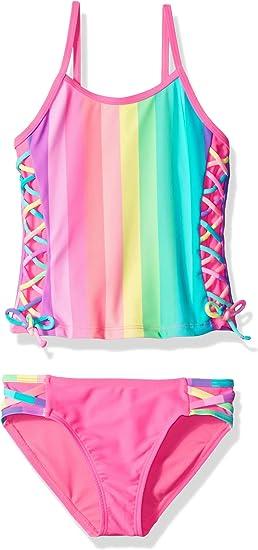 Angel Beach Big Girls Tankini Swimsuit Set