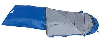 Bestway Saco de Dormir para Adultos Pavillo encerrar 200, Colour Azul/Gris, 275
