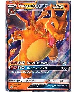 Clicandsell Carte Pokémon 968 Dracaufeu Gx 250 Pv Sl115