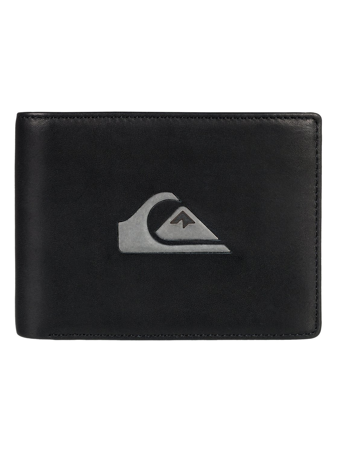 Quiksilver Miss Dollar Leather Wallet in Black Rip Curl