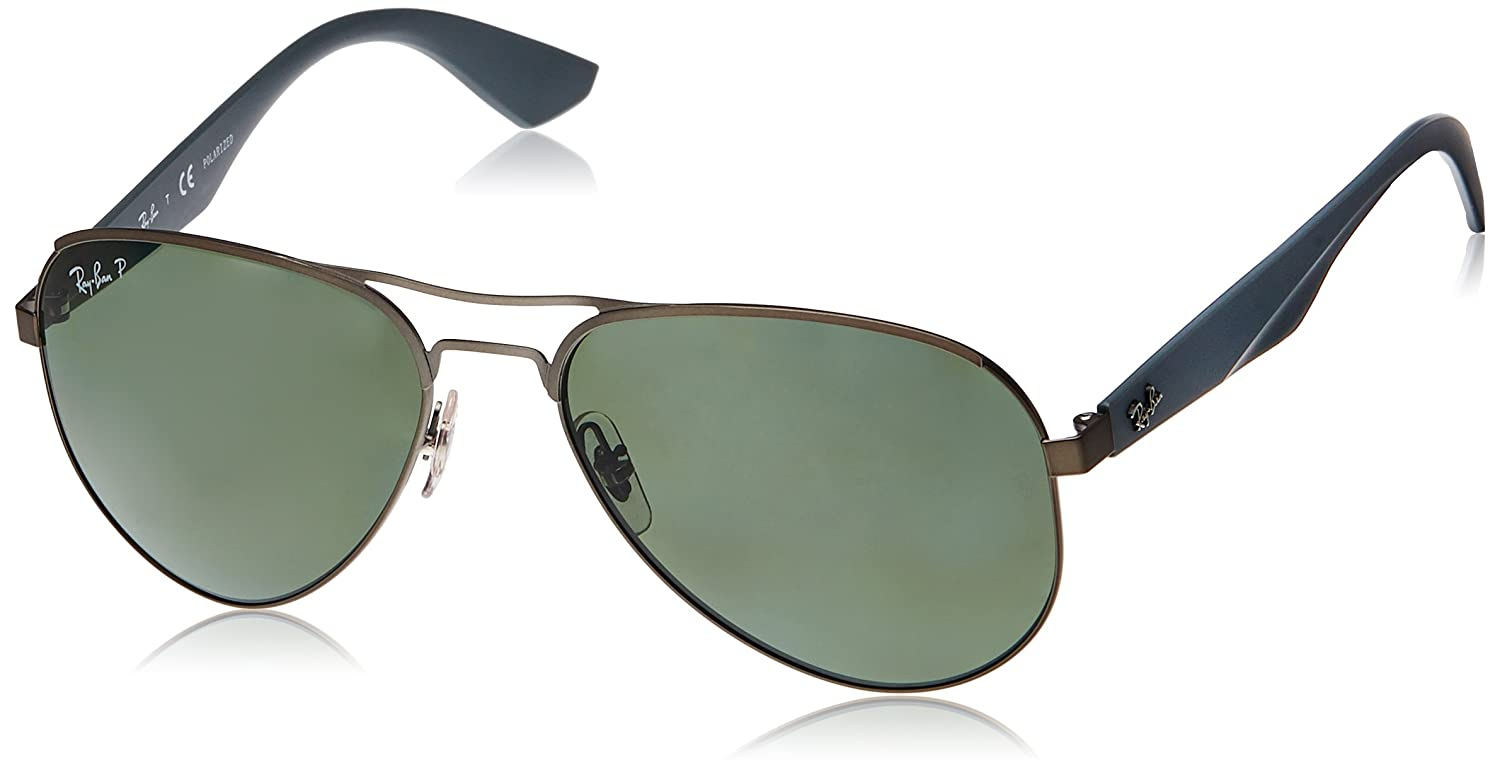 a71b5b1955 Amazon.com  Ray-Ban RB 3523 Sunglasses  Clothing