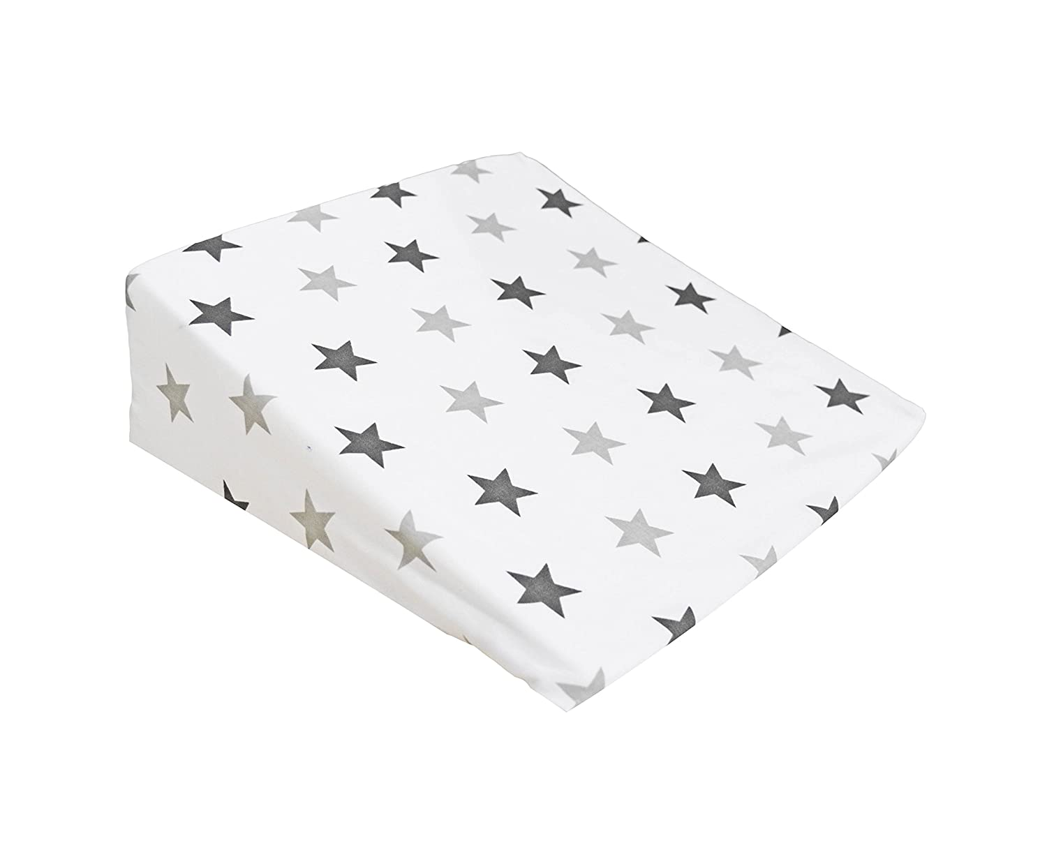 Cuddles Collection Silver Twinkle Star Support Wedge CCU11272