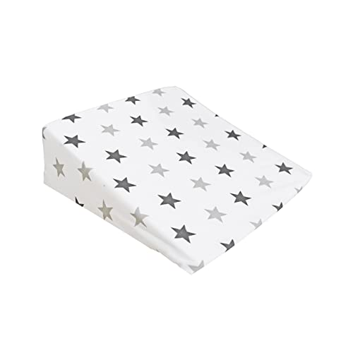 Cuddles Collection Silver Twinkle Star Support Wedge