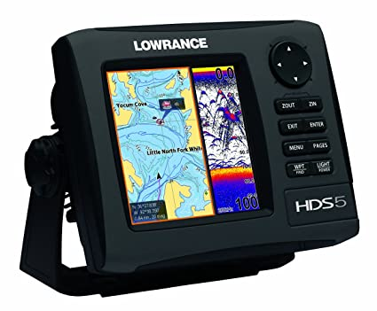 Lowrance HDS-5 Gen2 Lake Insight Transducer