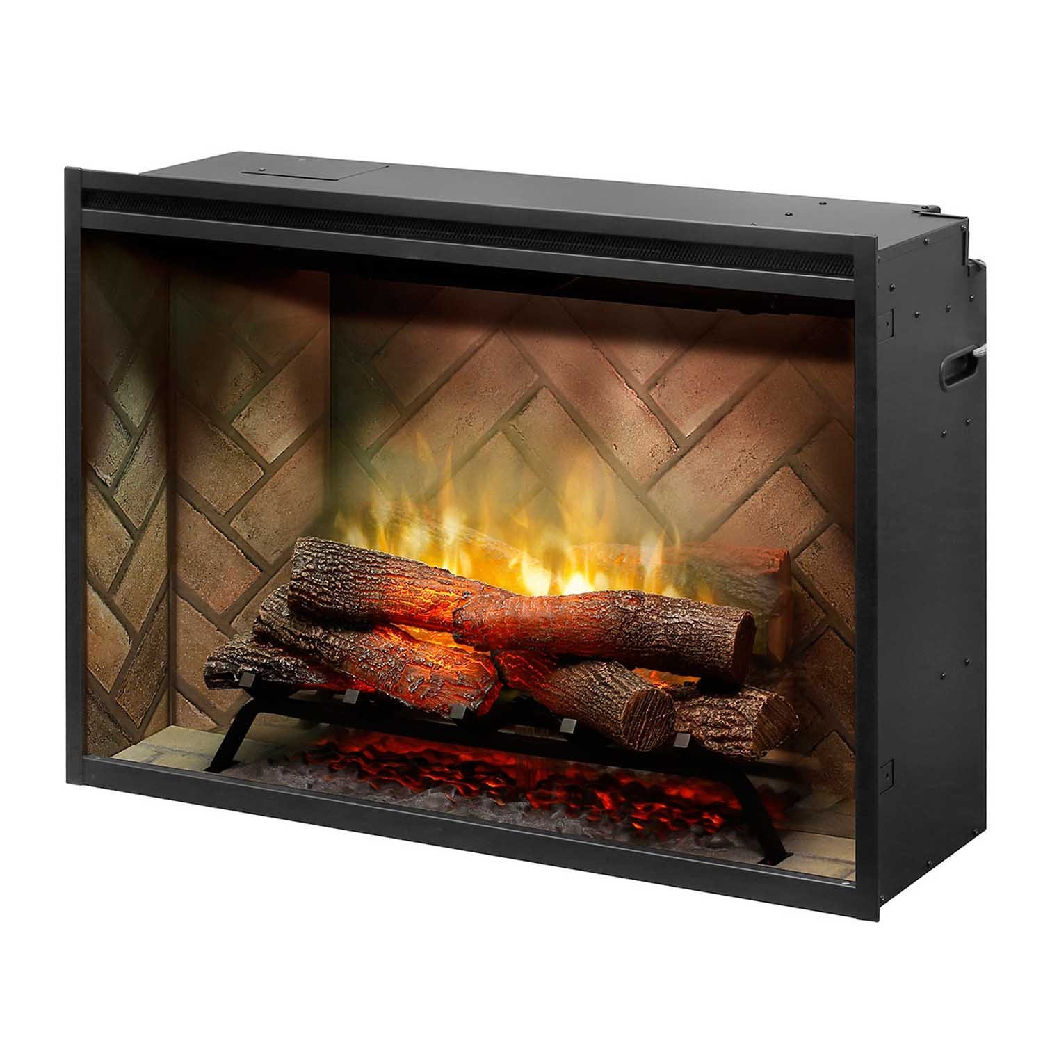 DIMPLEX NORTH AMERICA RBF36 Revillusion Electric Fireplace by DIMPLEX NORTH AMERICA