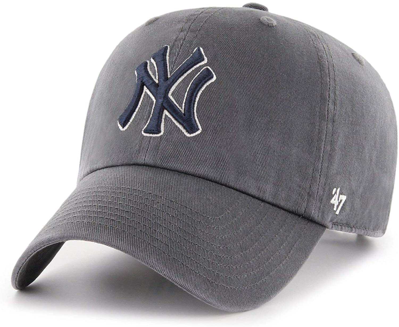 47 Brand Adjustable Cap CLEANUP New York Yankees real tree