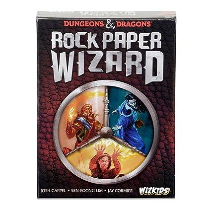 amazon com rock paper wizard toys games