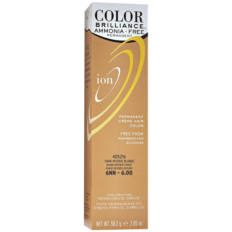 Amazon Ion Sally Beauty Ammonia Free Hair Color 6nn Dark