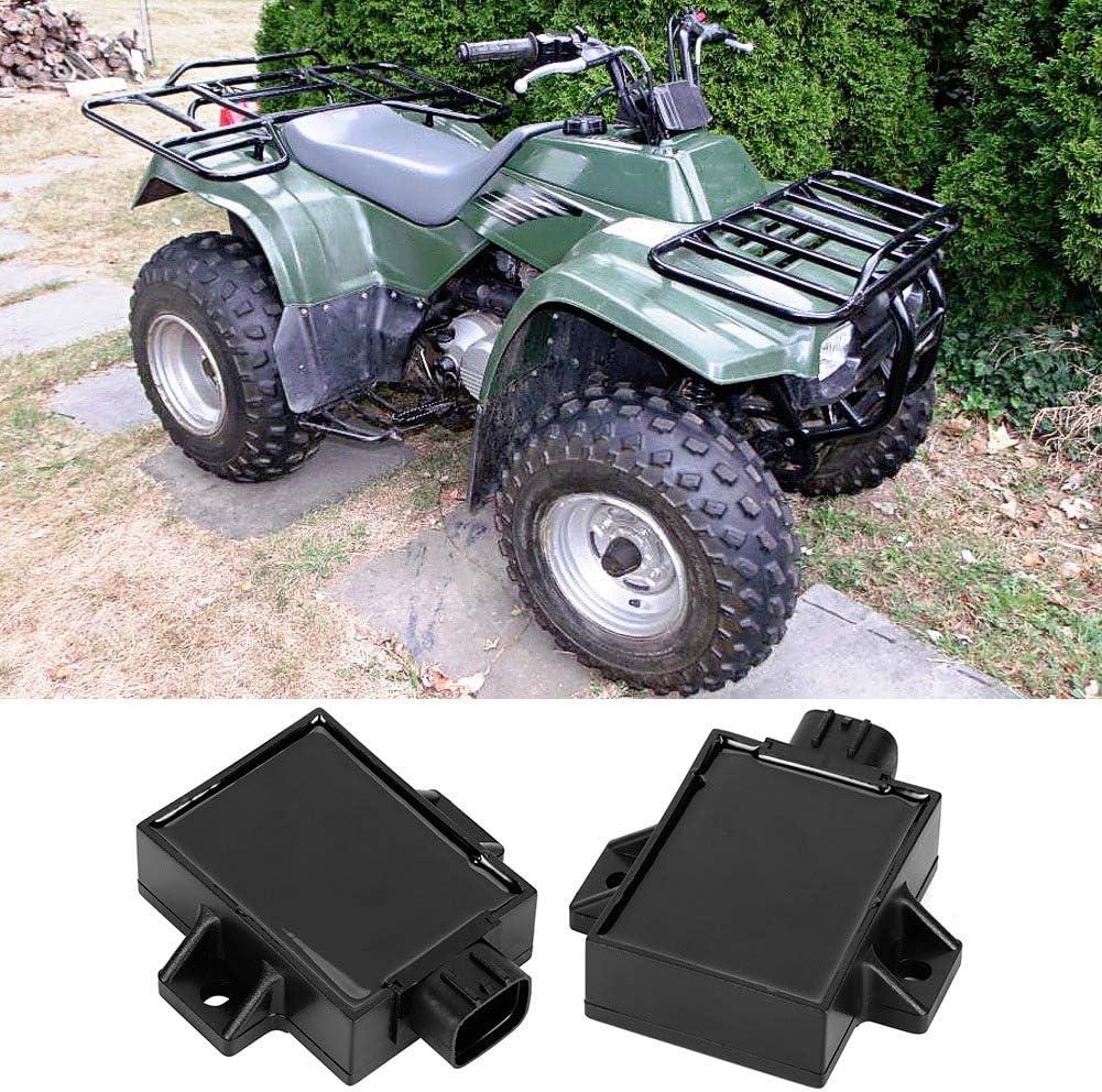 Aramox CDI Ignition Coil Durable Racing Ignition CDI Box Module for KAWASAKI ATV KLF250 BAYOU 250 2003-2011