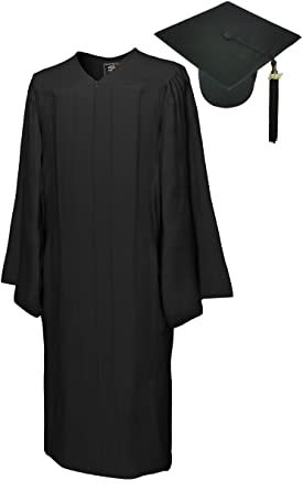 Amazon.com: Cap & Gown & Tassel & Year Charm 2017, Set Matte, size ...