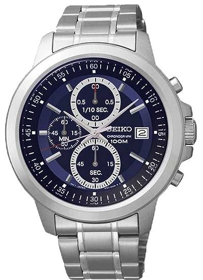 Reloj Seiko Neo Sports Sks443p1 Hombre Azul