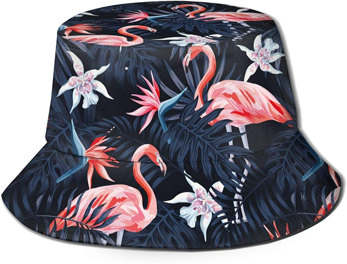 Tropical Pink Flamingo...
