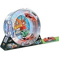 Vivir Double Pull Back Power Track Set for Kids