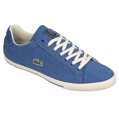 Zapatillas Lacoste Graduate Vulc 2 para Hombre (Azul)