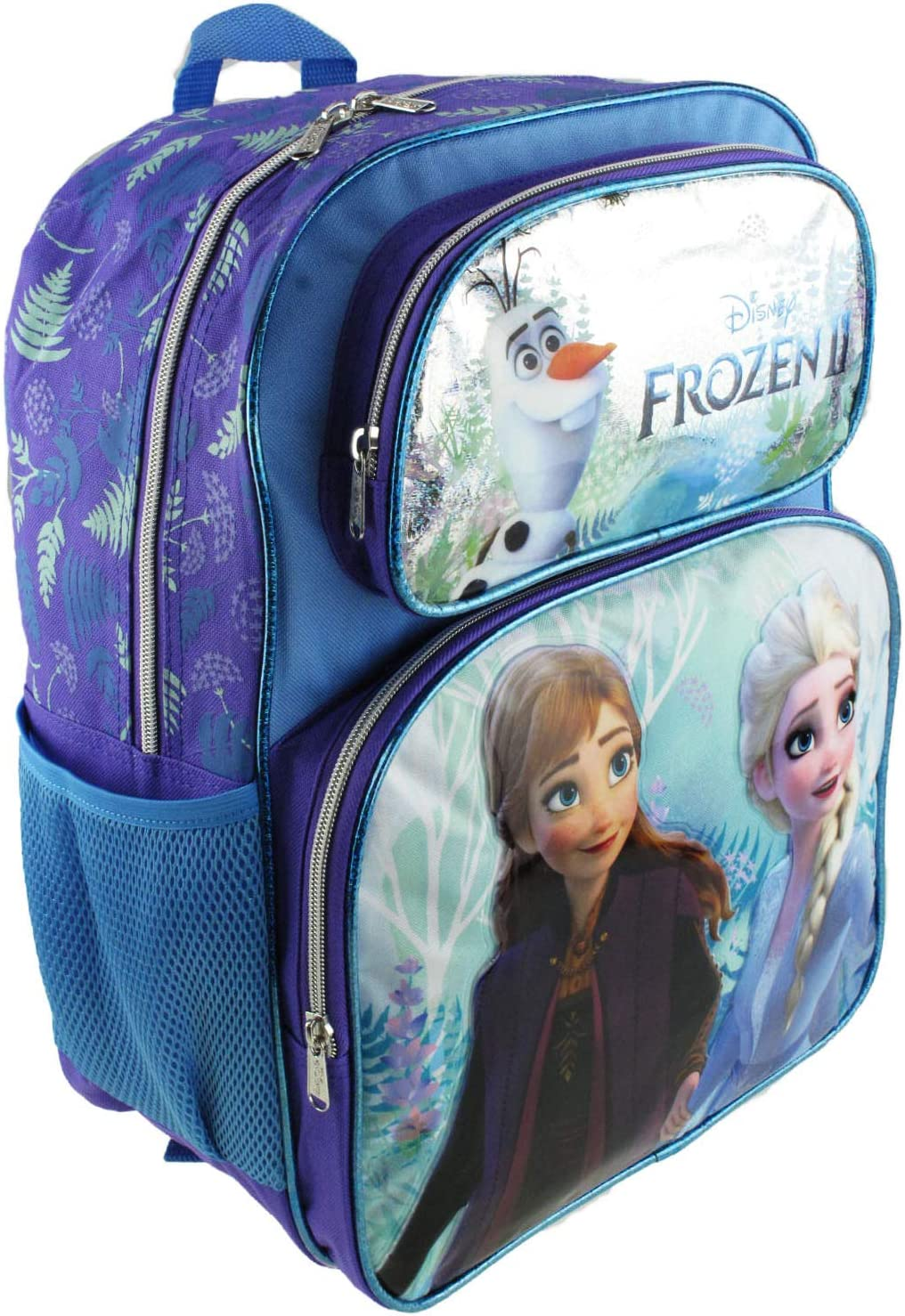 A18974 Magical Nature Disneys Frozen 2-16 Deluxe Full Size Backpack
