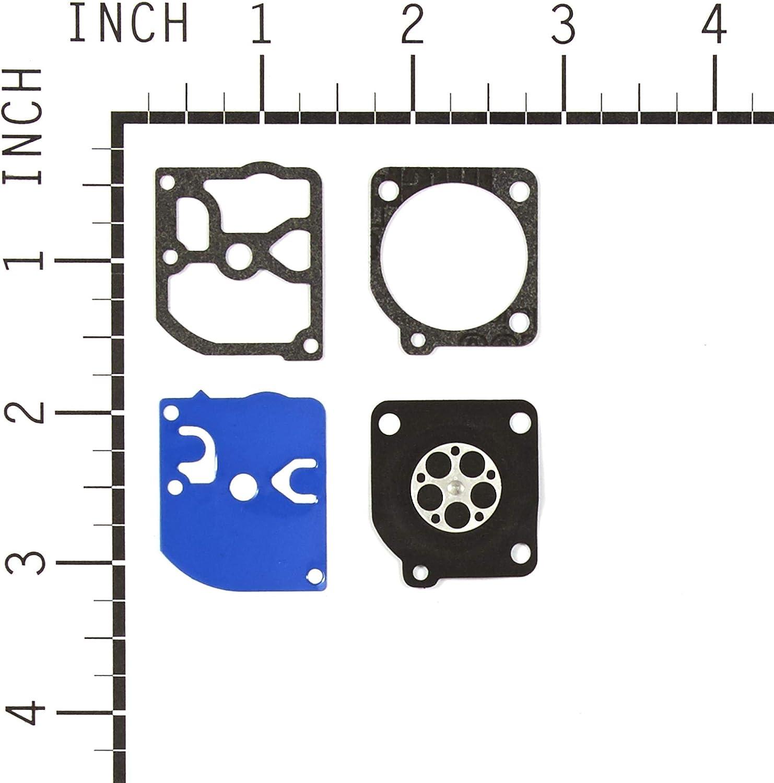 Oregon 49-894 Diaphragm and Gasket Kit Replaces Zama GND-29 Black GND-35