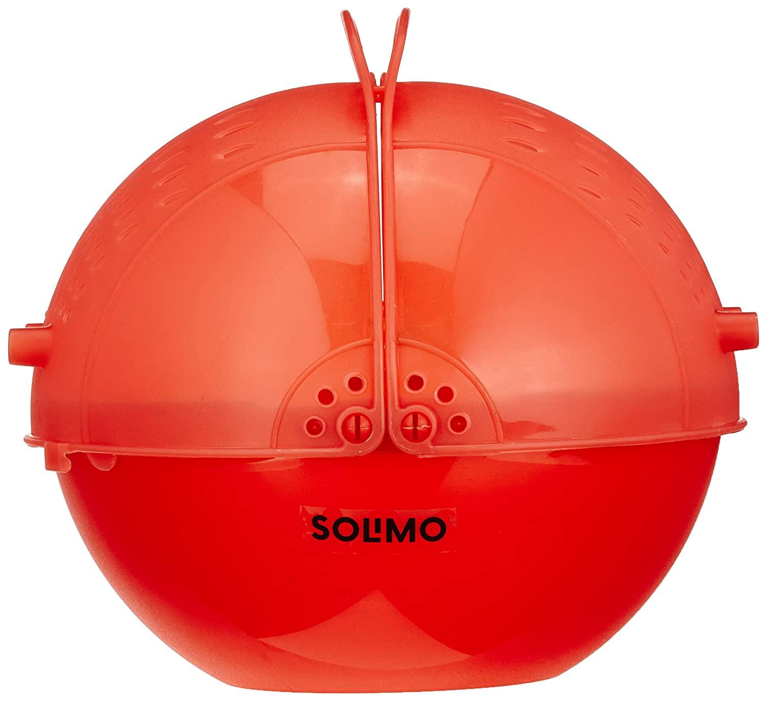 Amazon Brand – Solimo Plastic Drainer/Colander with lid