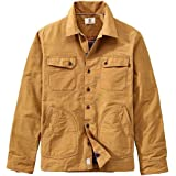 Timberland Waxed Canvas Shirt Jacket - Men's