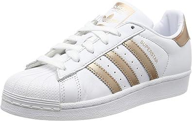 outlet store new arrival the best adidas Superstar W, Chaussures de Gymnastique Femme: Amazon.fr ...