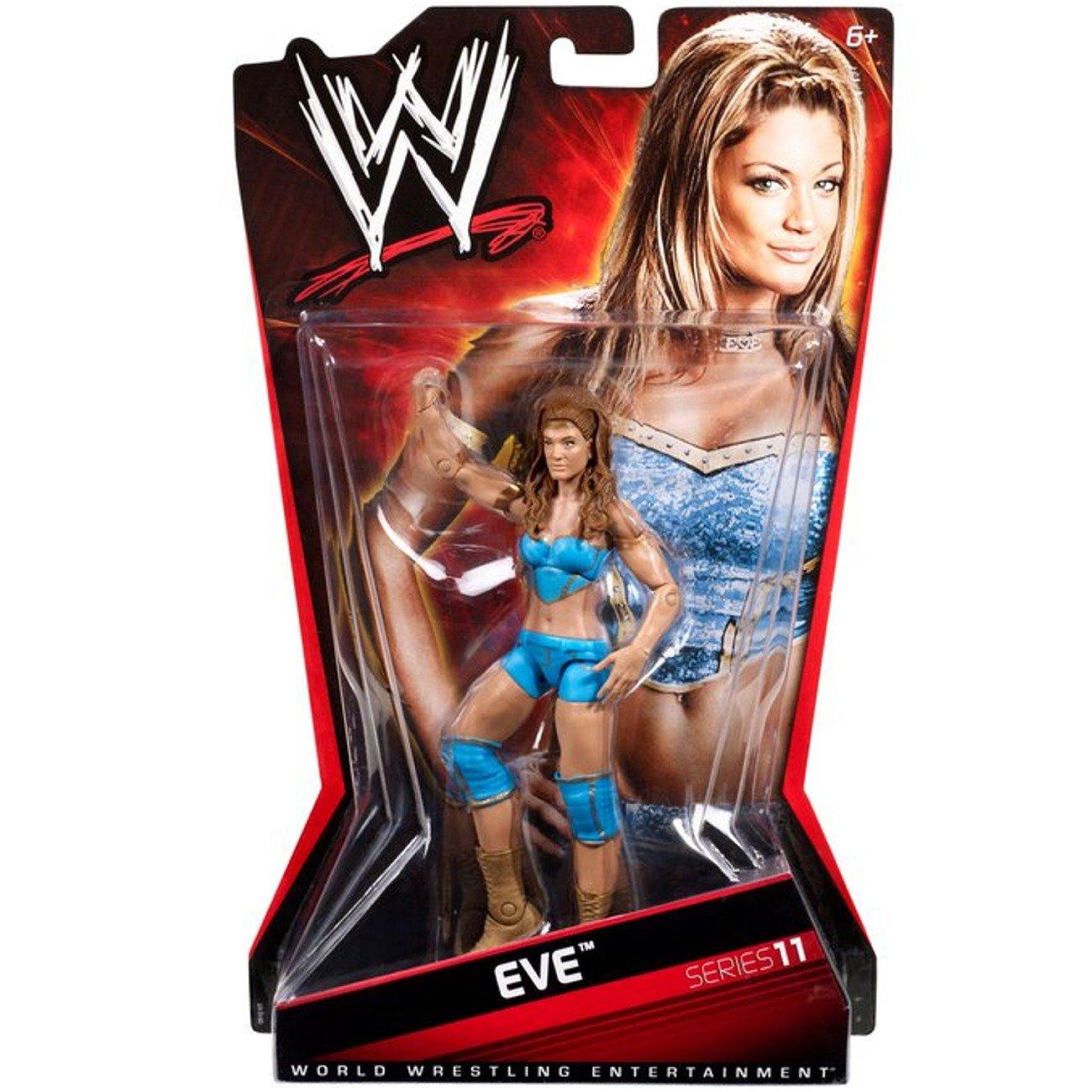 WWE Serie 11 Víspera Torres Figura De Acción De Lucha Libre