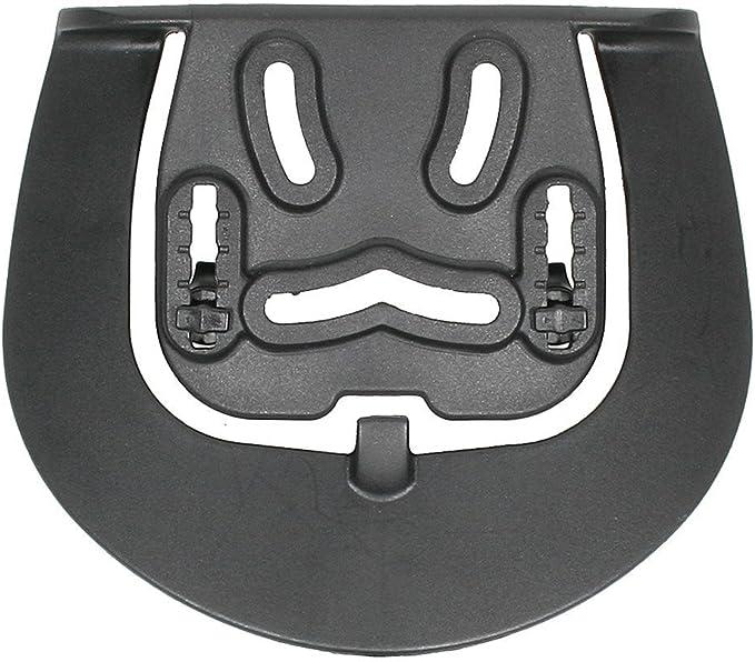 Individual Screw Kit with 3 Platform Screws /& 1 Tension Screw BLACKHAWK Black