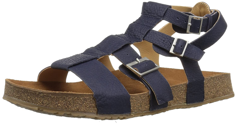 Haflinger Women's Mana Flat Sandal B07583932N 40 M EU (9 US)|Ocean