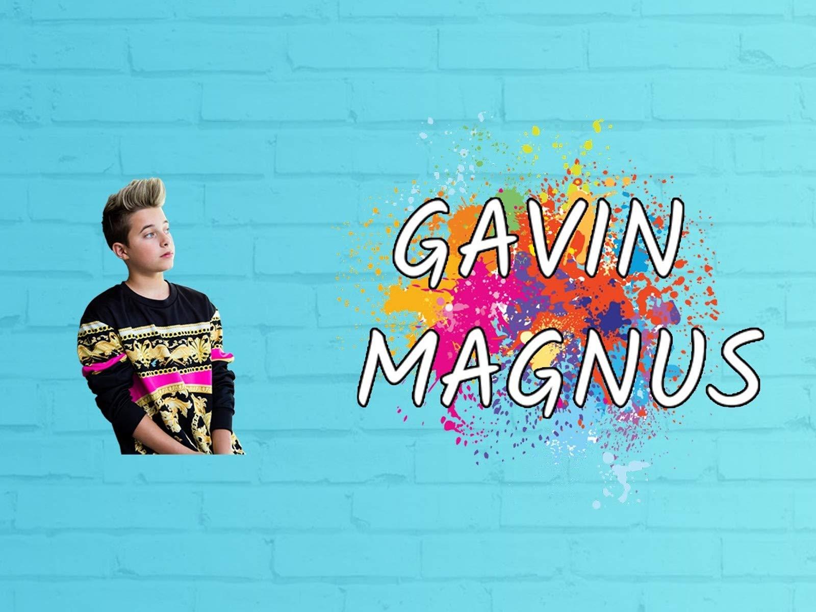 Gavin Magnus on Amazon Prime Video UK