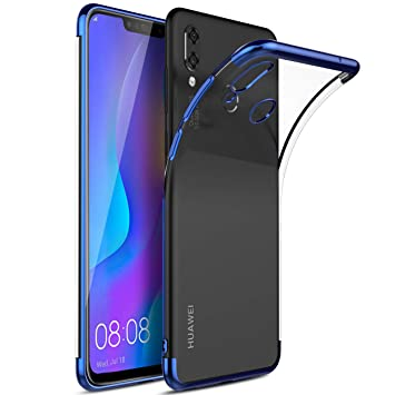 coque huawei p smart anti choc