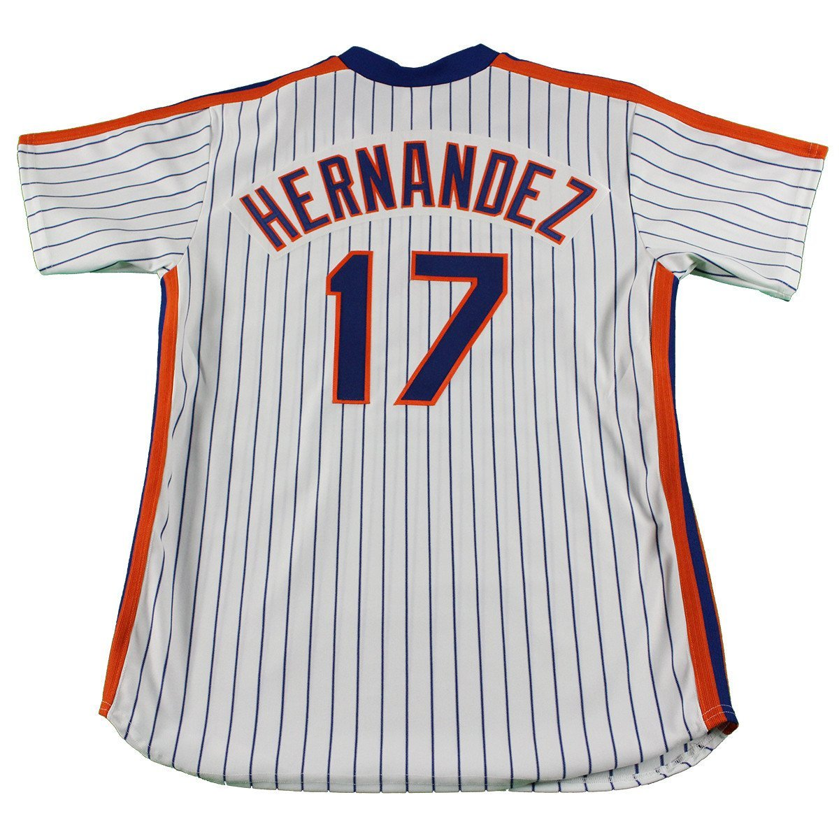 competitive price f1613 16f30 Keith Hernandez New York Mets Authentic Jersey Uns at ...