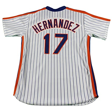 competitive price effb0 6c19d Keith Hernandez New York Mets Authentic Jersey Uns at ...