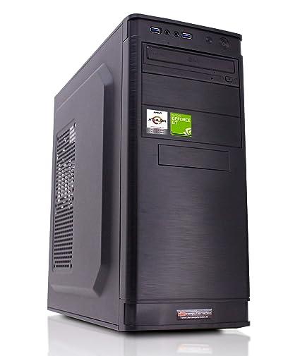 AMD Athlon 200GE GT1030 - Ordenador de sobremesa (procesador de 2 ...