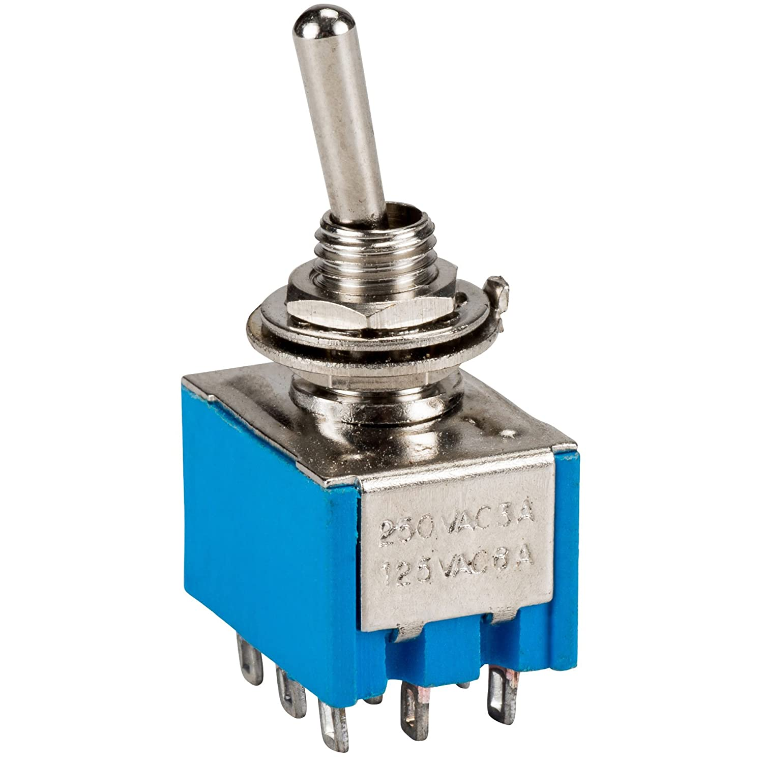 Parts Express 3PDT Mini Toggle Switch
