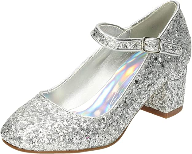 Spot On Girls Heeled Sparkly Dolly