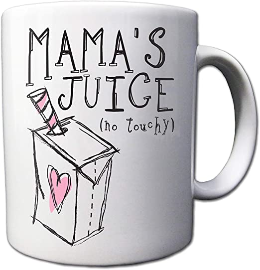 Best Birthday Gifts for MOM Mama Donald Trump Funny Coffee Mug Mothers Day Gift