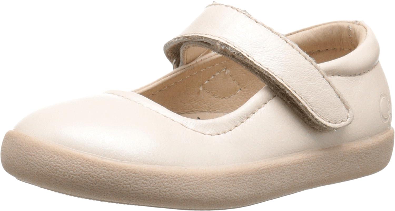Amazon.com: Old Soles Kid s Miss Jane Mary Jane, Dorado: Shoes
