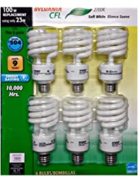 Compact Fluorescent Bulbs Amazon Com