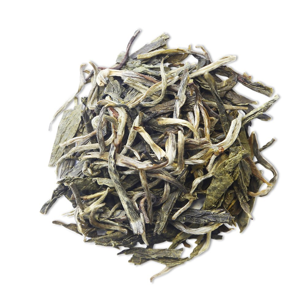 Kusmi Tea - White Anastasia - White Tea Blend with Citrus, Bergamot & Lemon - 3.2oz of All Natural Loose Leaf Green and White Tea Blend with No Additives in an Eco-Friendly Metal Tin (35 Servings)