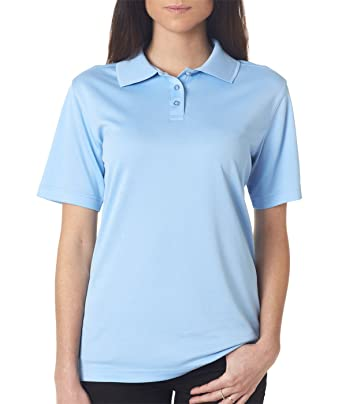 Polo para Mujer Cool & Dry Sport, Mujer, Color Columbia Blue ...