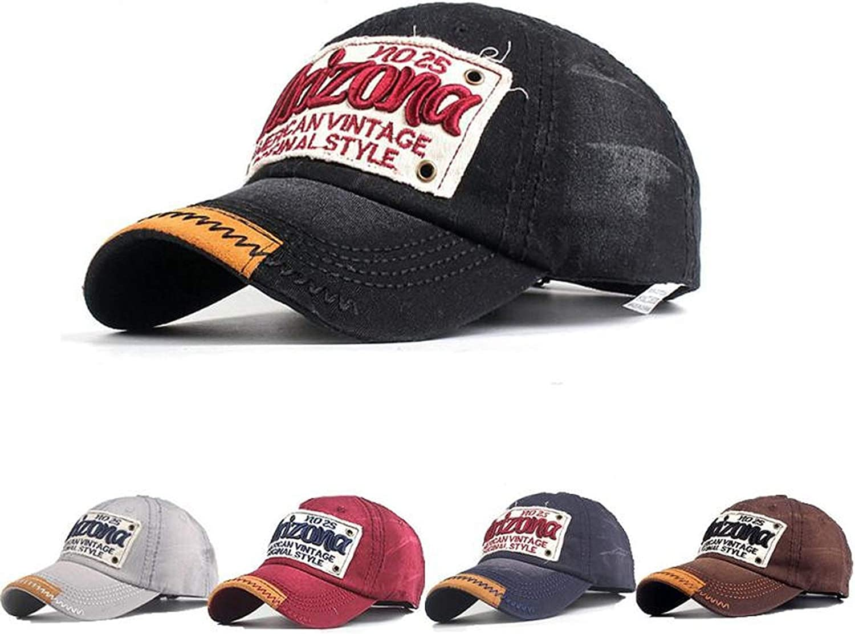 Moktasp Women Men Embroidered Flower Denim Cap Fashion Baseball Cap Topee Snapback hat