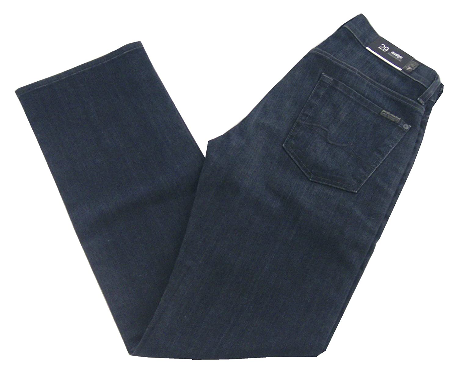 7 For All Mankind Men's Austyn Relaxed Straight Leg Jeans