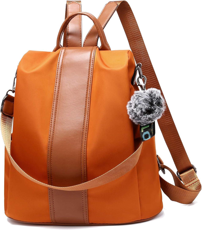 TcIFE Mochila monedero para mujer Moda escolar Bolso y bolsos Bolsos de hombro Mochila de nylon antirrobo