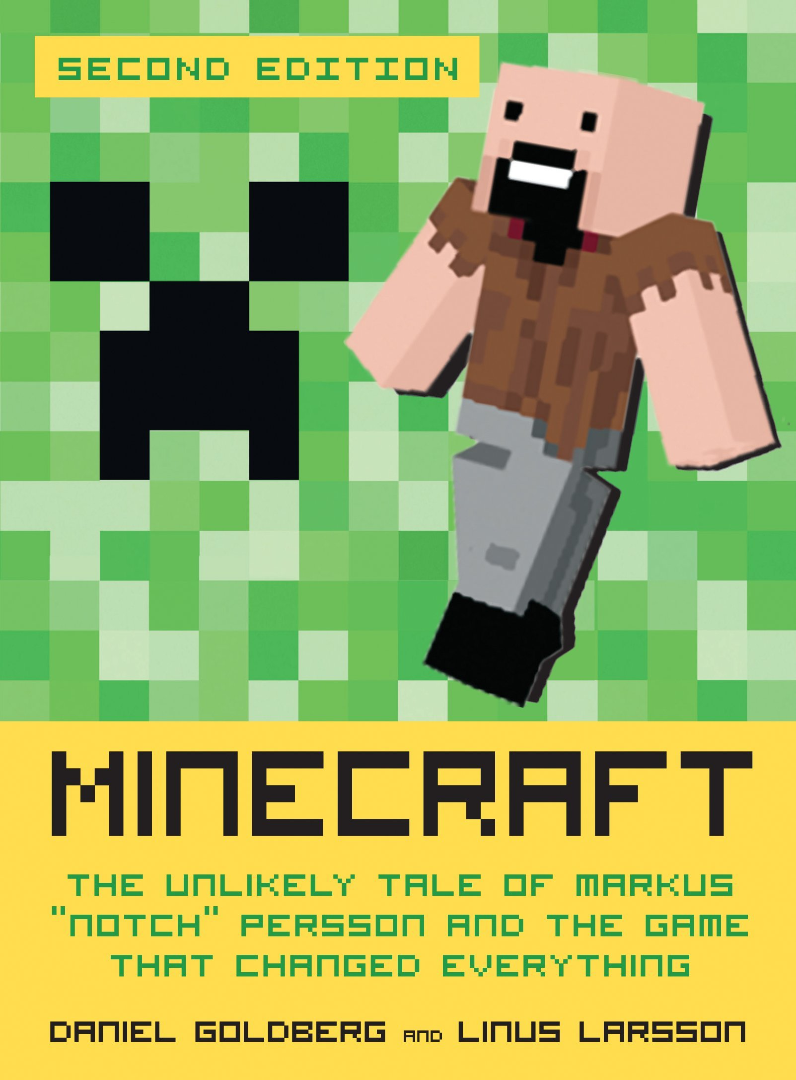 Amazon com: Minecraft, Second Edition: The Unlikely Tale of