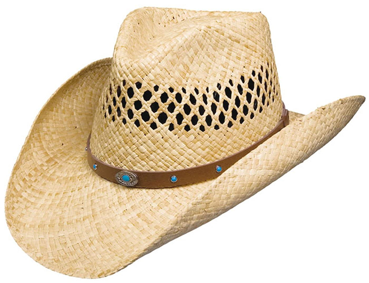 d0dc226b89e9d Stetson Madrid Straw Hat at Amazon Men s Clothing store