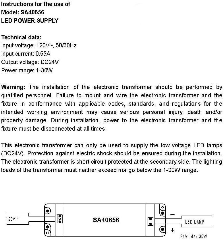 Transolid SA40656 Sensio 24V 30W Driver with 12 Port ML Block Trumbull Industries