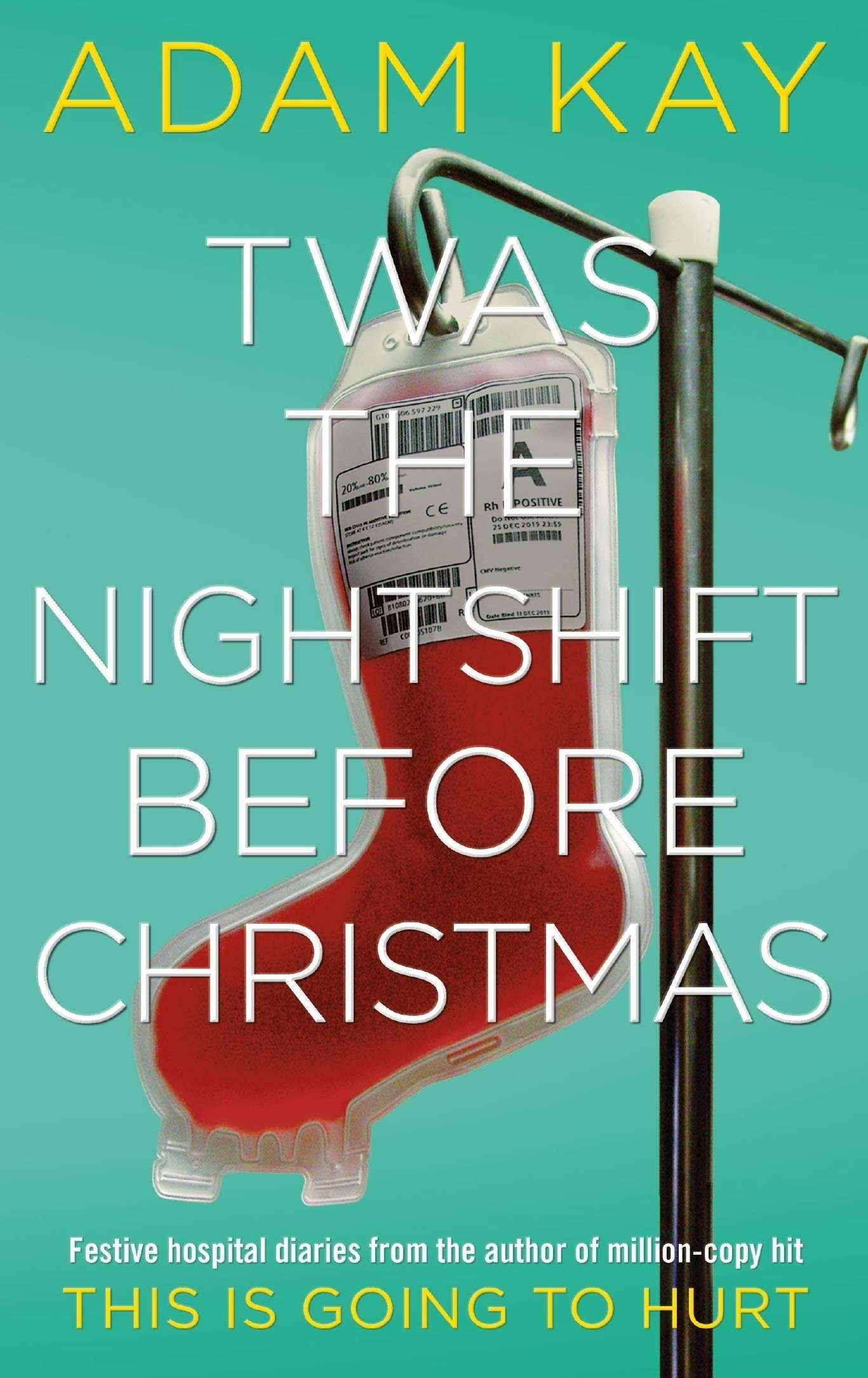 Image result for twas the nightshift before christmas