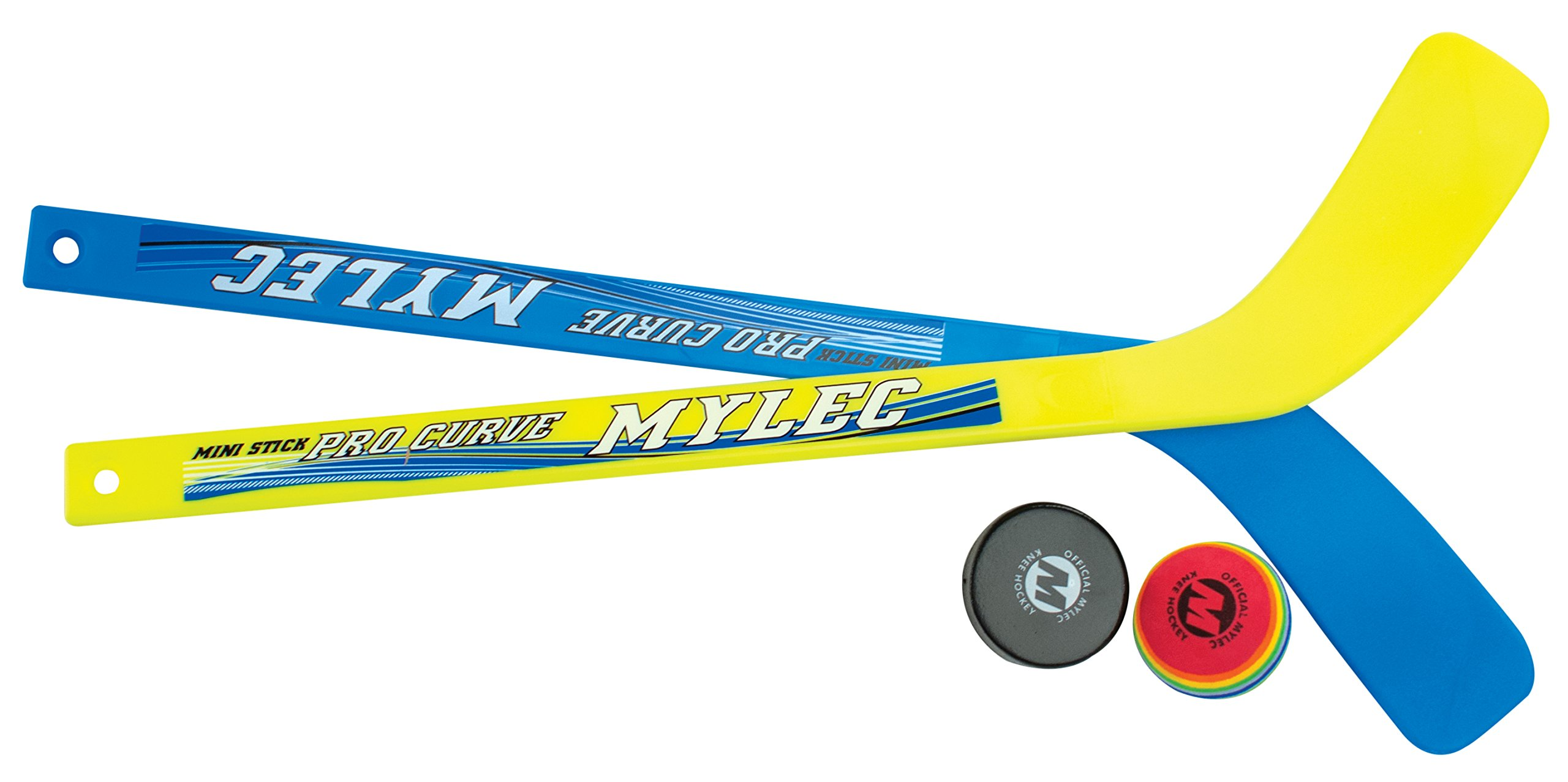 Mylec Mini Knee Hockey Stick Set