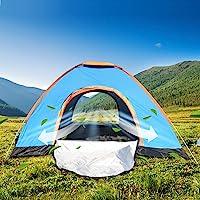 Tidyard Alfombra de Camping Esterilla Suelo Tienda de Campa/ña,Tienda de campa/ña Familiar 250x500cm Verde mosquiteras t/únel Toldo,Camp Bo Carpet