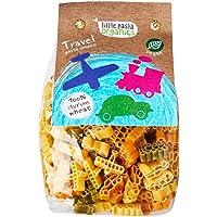 Little Pasta Organic Tricolour Travel Pasta, 250g