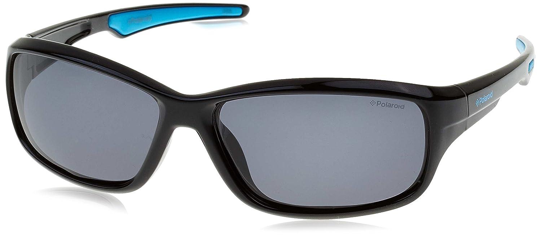 a798bfabb0e Polaroid Kids  P0425 Rectangular Sunglasses  Amazon.co.uk  Clothing