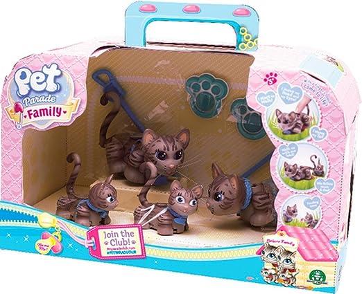 Amazon.es: Pet Parade 70186481 – Family muñeca, 4 Unidades: Juguetes y juegos